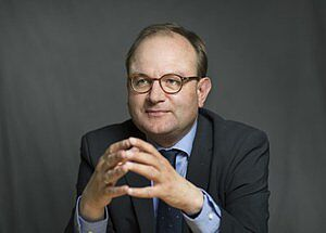 Prof. Dr. Ottmar Edenhofer, Director of Potsdam Institute for Climate Impact Research (PIK)